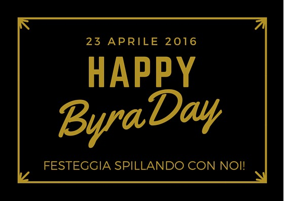 Happy Byra Day