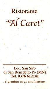 Al Caret