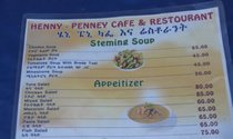 Henny-Penney Restaurant