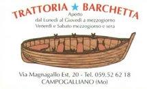 Trattoria Barchetta
